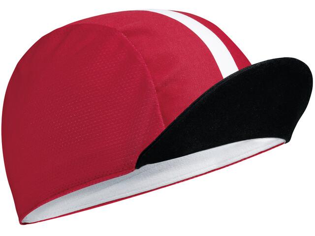 ASSOS Assosoires Summer Cap, vignaccia red